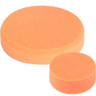 Medium/Hard Orange Polishing Pad Thumbnail